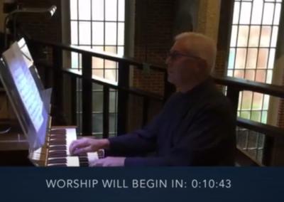 Sunday – October 25 Worship Live
