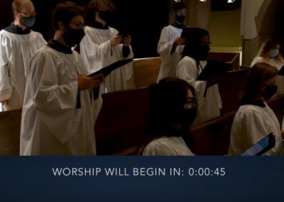 Sunday – December 27 Worship Live