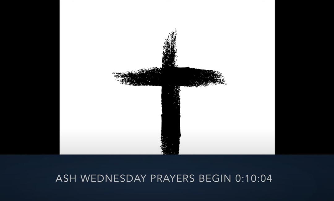 Ash Wednesday Prayers
